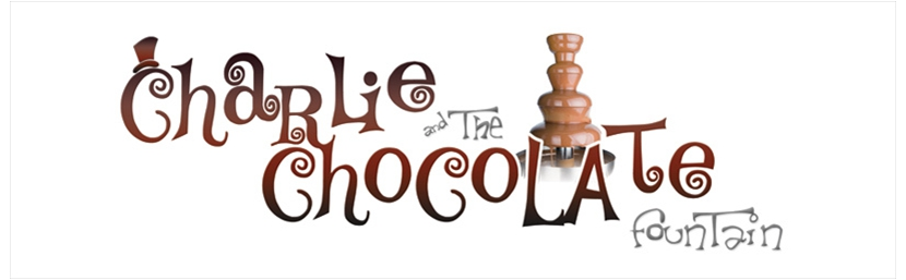 logo-design-charlie-chocolate-fountain