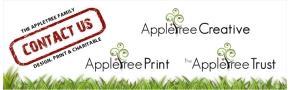Contact The Appletree Family | Designers, Printers and Charitable