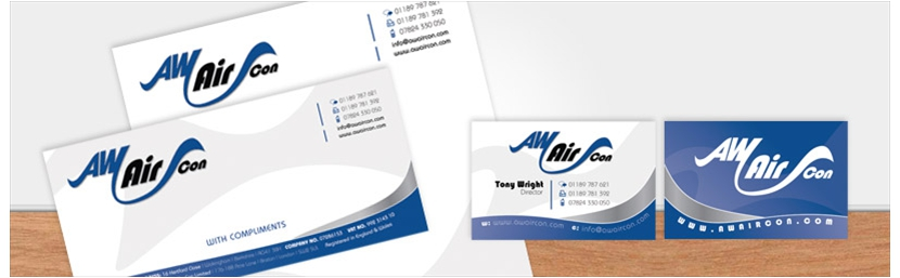 stationery-design-awaircon